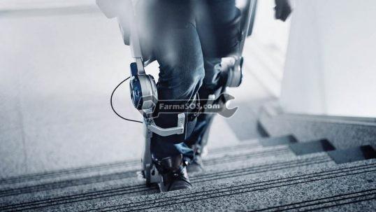 Hyundai Motor to Showcase Vision for Future Mobility Wearable robot 538x303 آمادگی هیوندای برای CES سال 2017