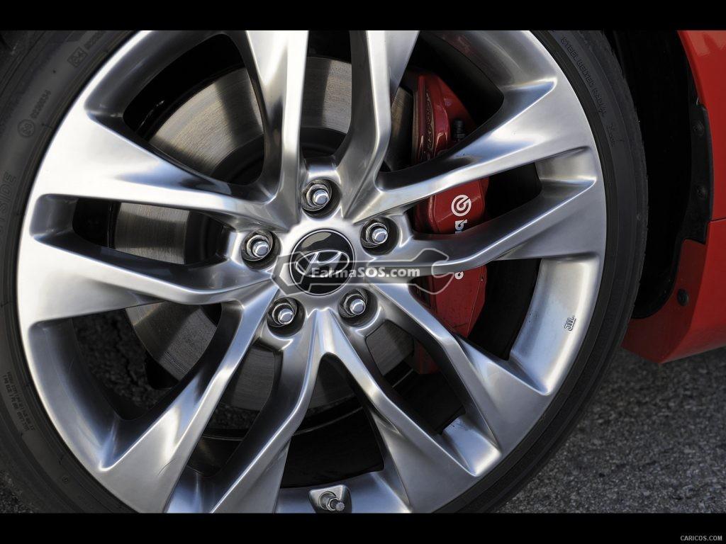 Hyundai Gensis Coupe 2013 2015 10 1024x768 مشخصات فنی هیوندای جنسیس مدل 2013 تا 2015