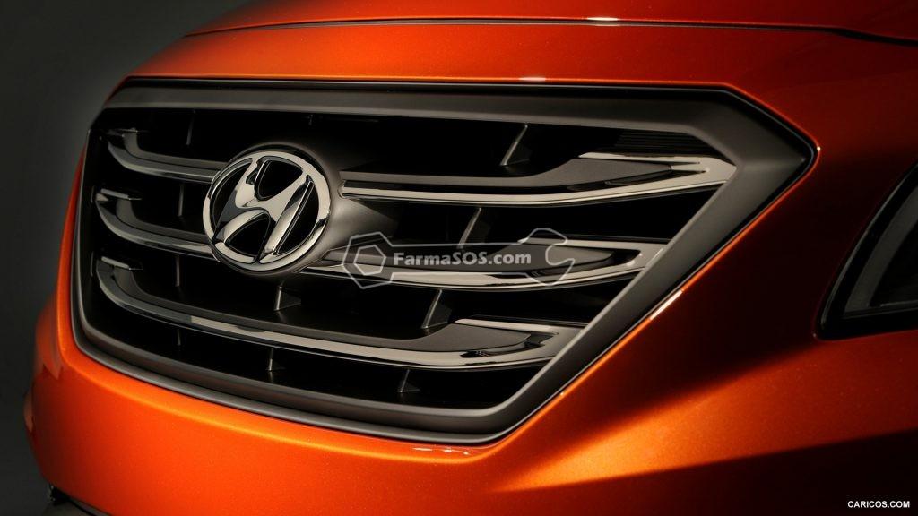 Hyundai Sonata 2015 2017 7 1024x576 مشخصات فنی هیوندای سوناتا LF مدل 2015 تا 2017
