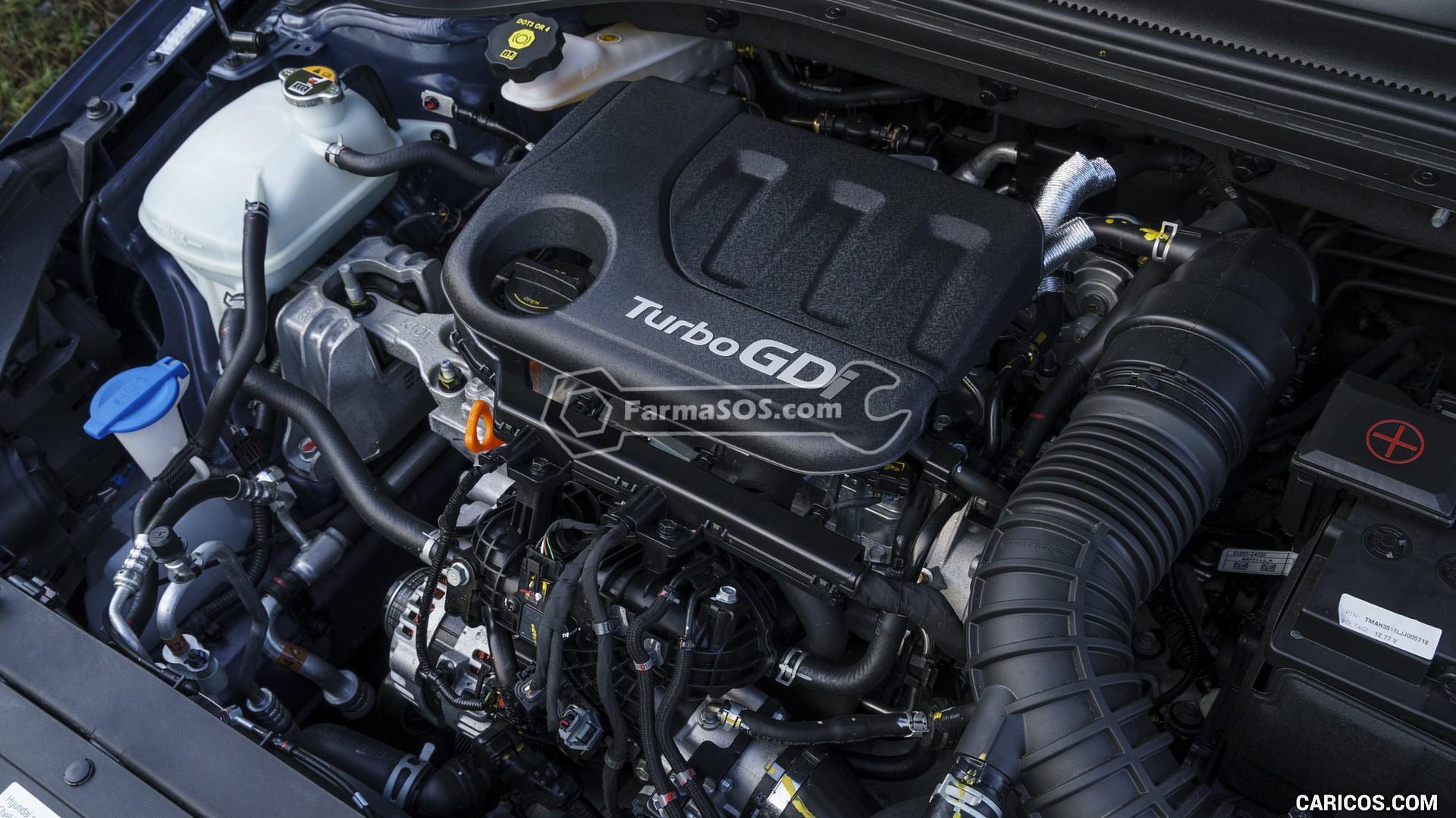 Hyundai i30 2016 2017 6 تصاویر هیوندای I30 مدل 2017 تا 2018