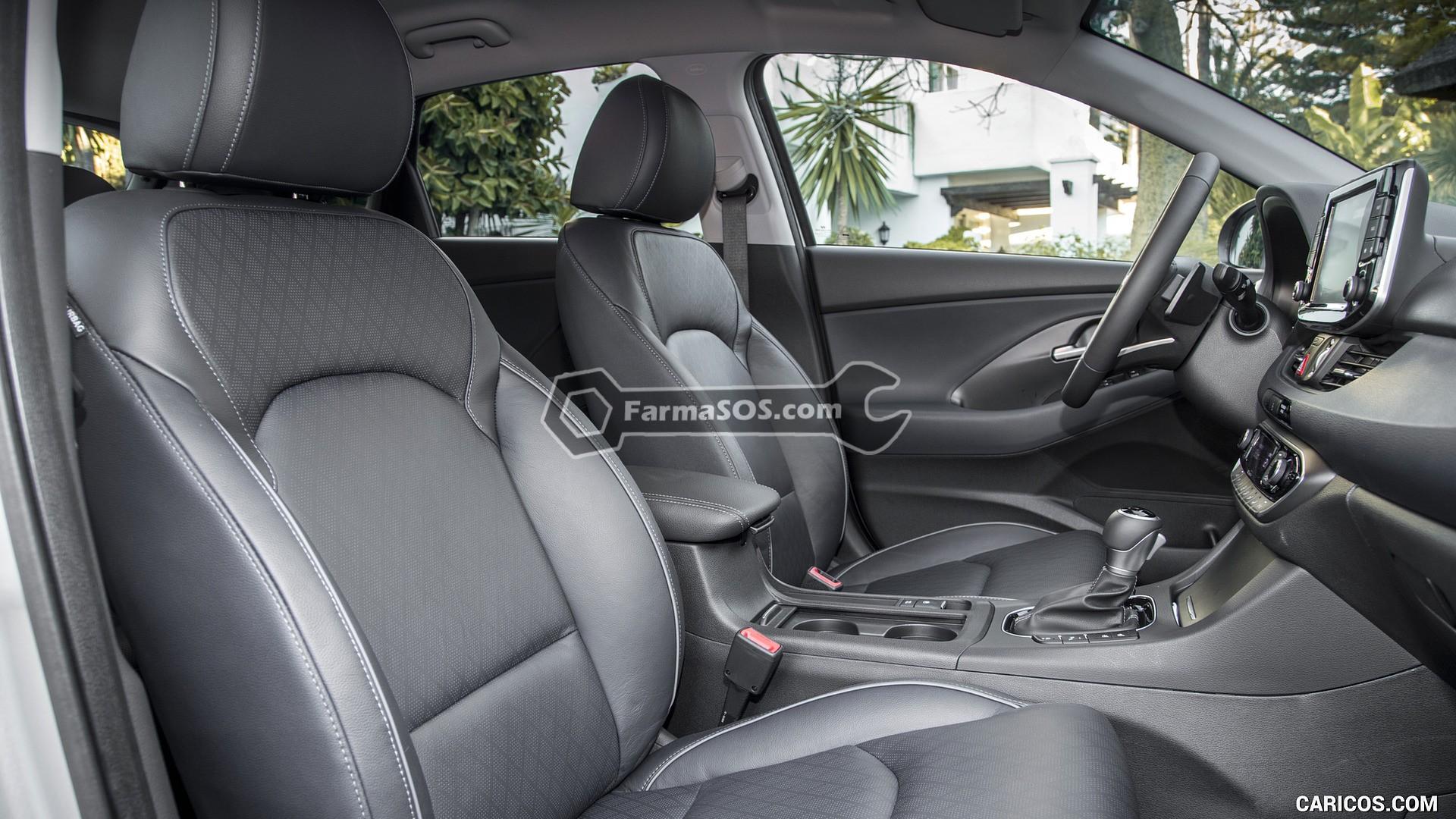 Hyundai i30 2016 2017 7 تصاویر هیوندای I30 مدل 2017 تا 2018