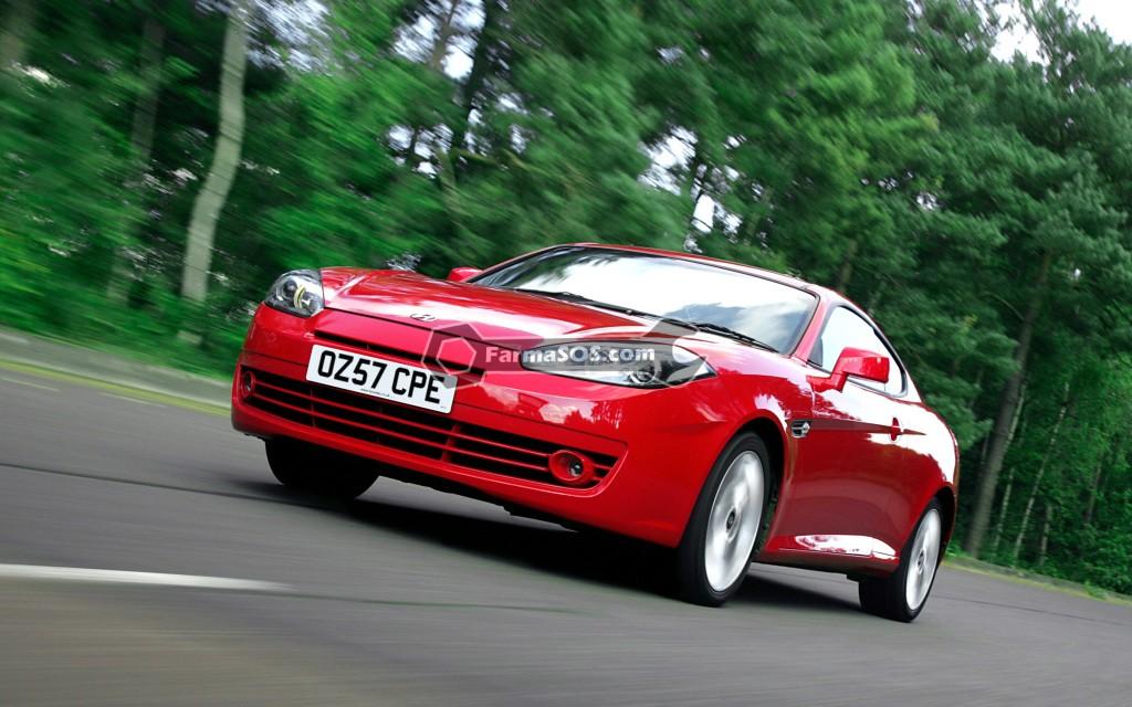 %name مشخصات فنی هیوندای کوپه مدل 2006 تا 2008