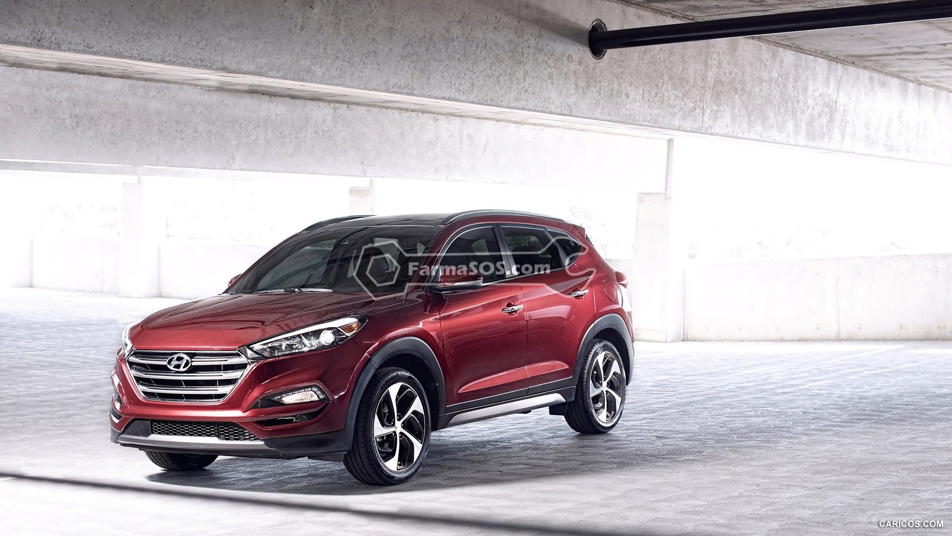Hyundai Tucson 2015 2017 1 تصاویر هیوندای توسان مدل 2016 تا 2018