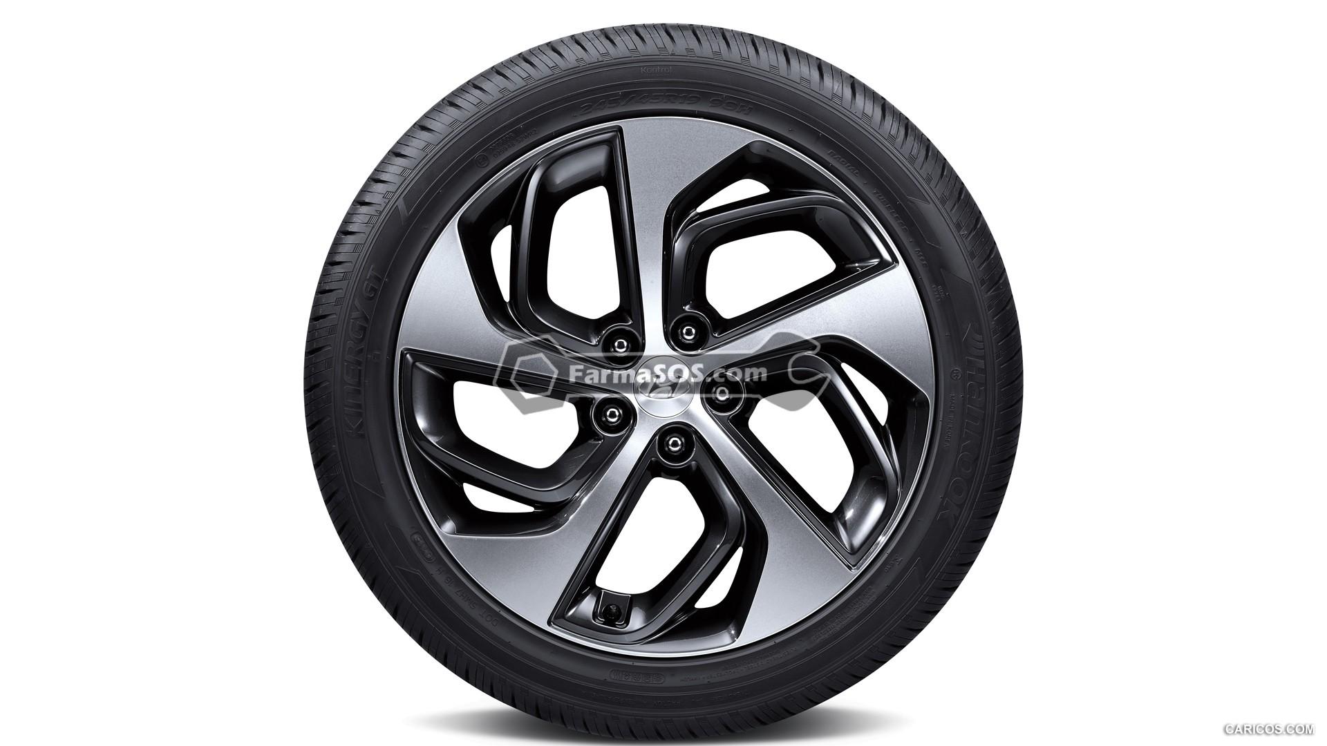 Hyundai Tucson 2015 2017 10 تصاویر هیوندای توسان مدل 2016 تا 2018