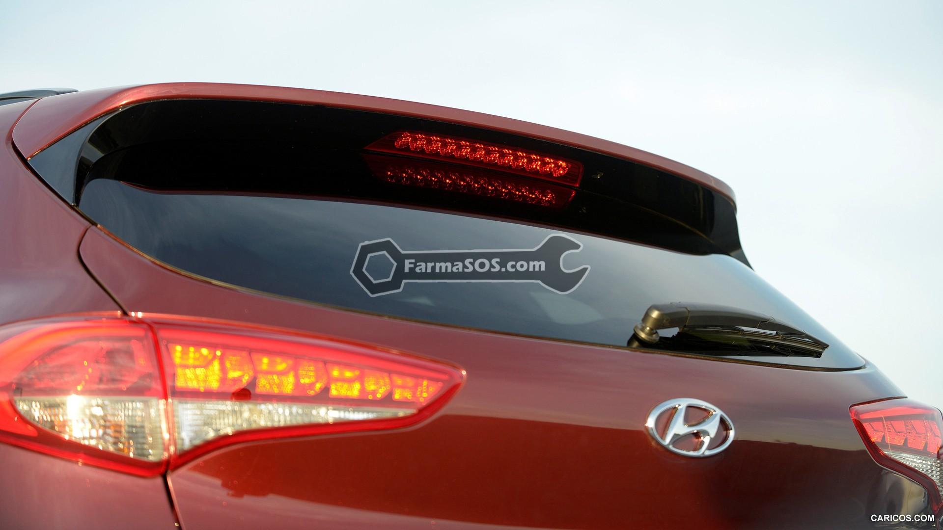 Hyundai Tucson 2015 2017 4 تصاویر هیوندای توسان مدل 2016 تا 2018