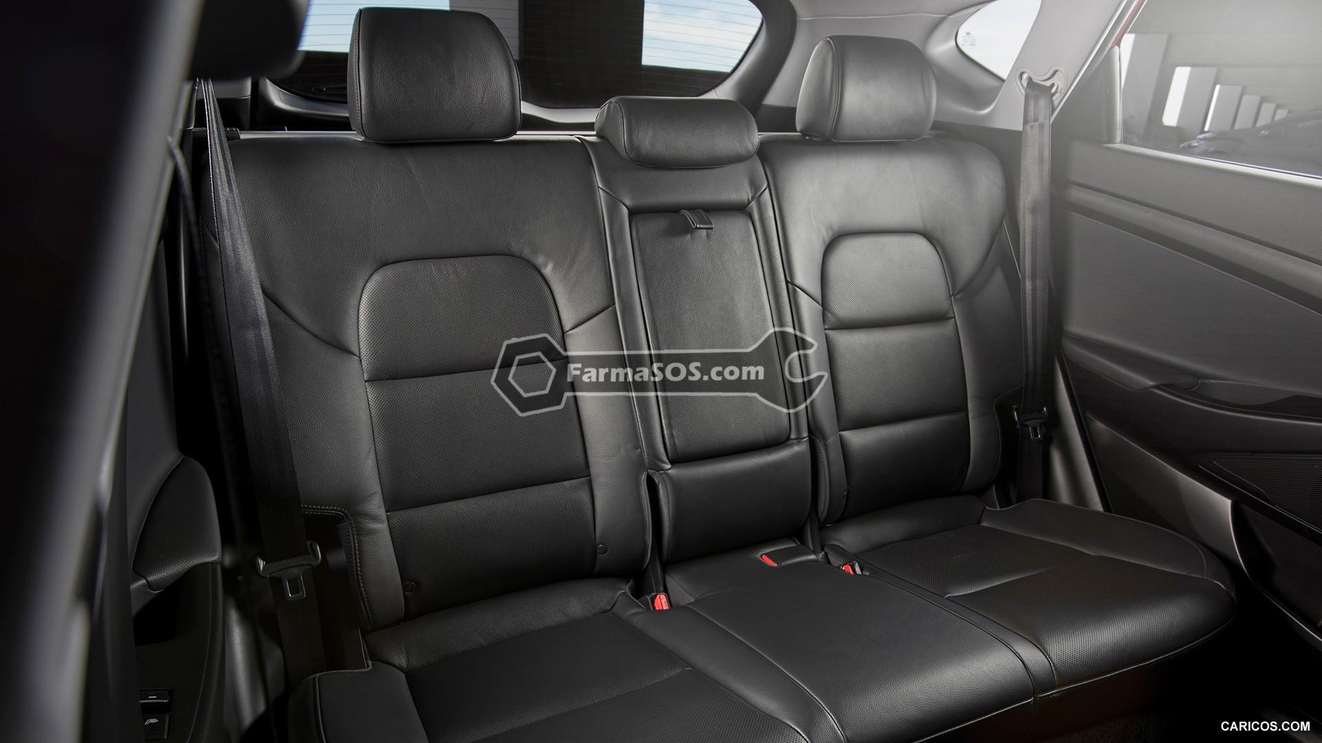 Hyundai Tucson 2015 2017 7 تصاویر هیوندای توسان مدل 2016 تا 2018
