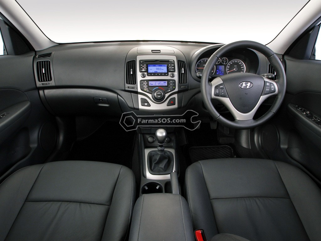 %name تصاویر هیوندای I30 مدل 2007 تا 2012
