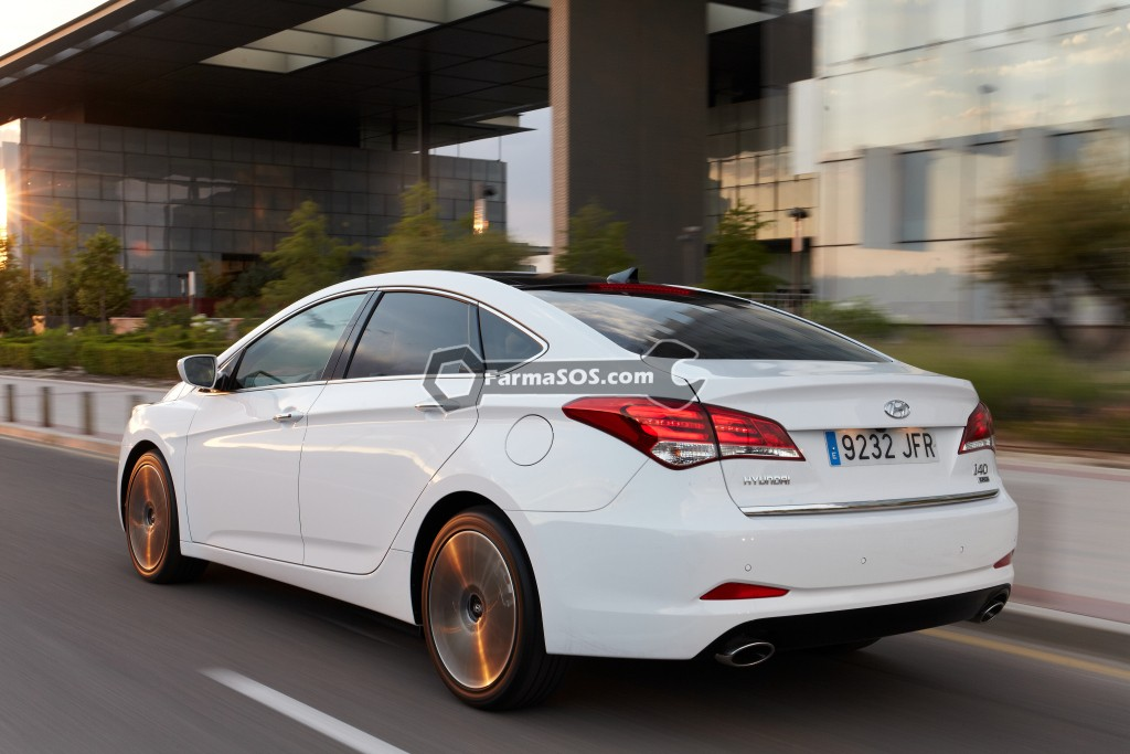 %name تصاویر هیوندای I40 مدل 2015 تا 2017