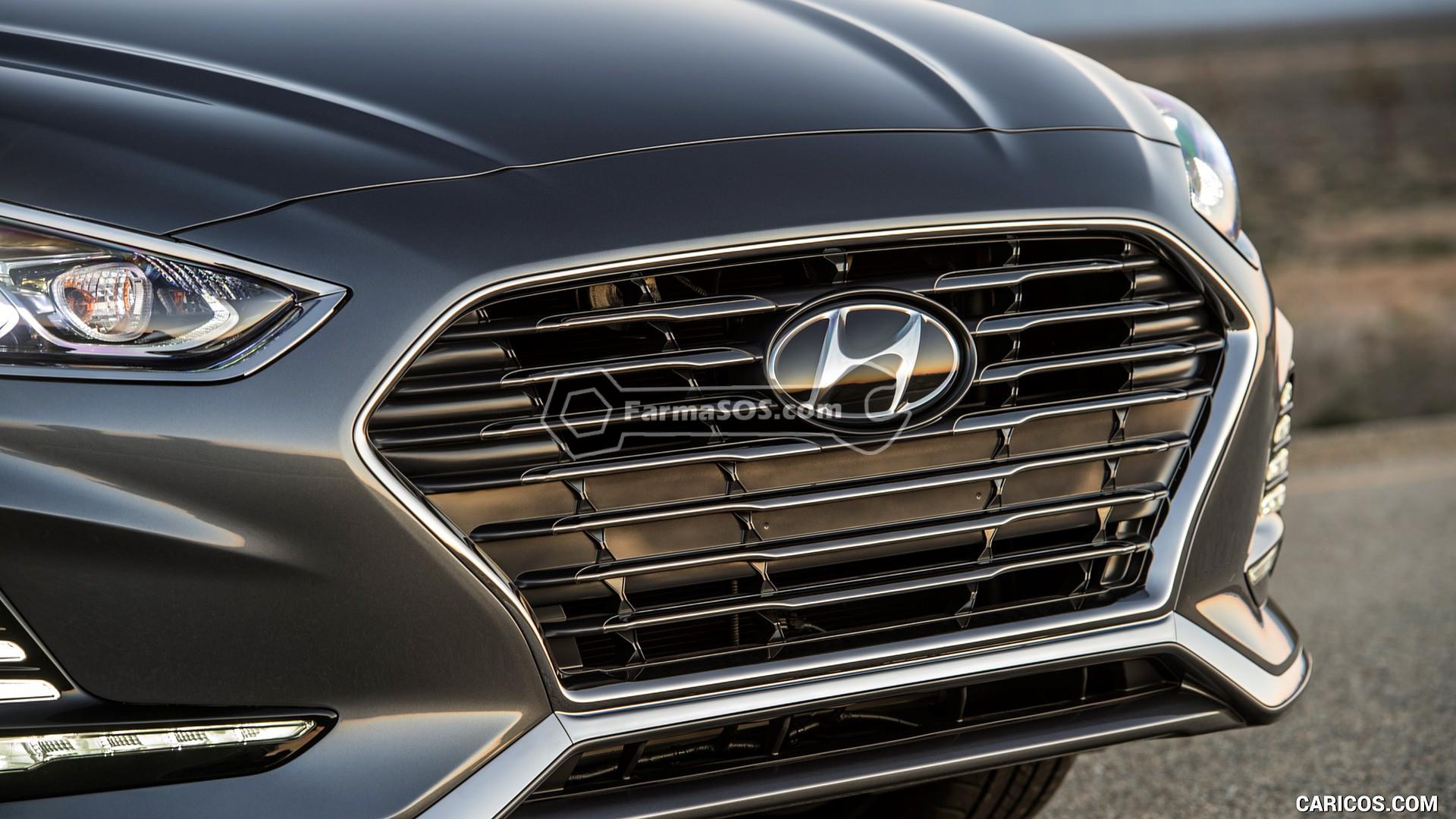 Hyundai Sonata 2018 2019 6 تصاویر هیوندای سوناتا مدل 2018 تا 2019