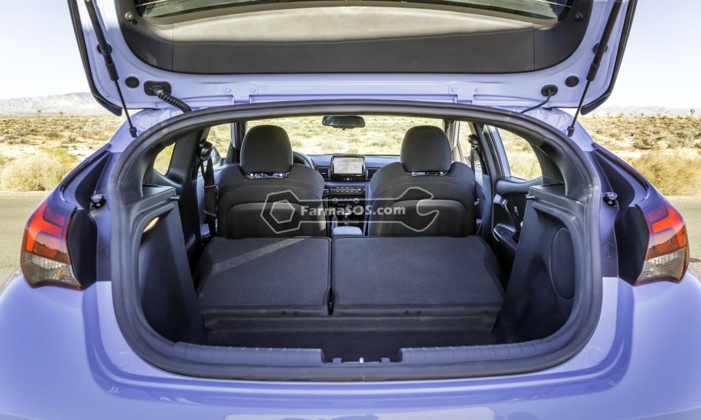 Hyundai Veloster 2018 6 تصاویر هیوندای ولستر مدل 2018 تا 2019