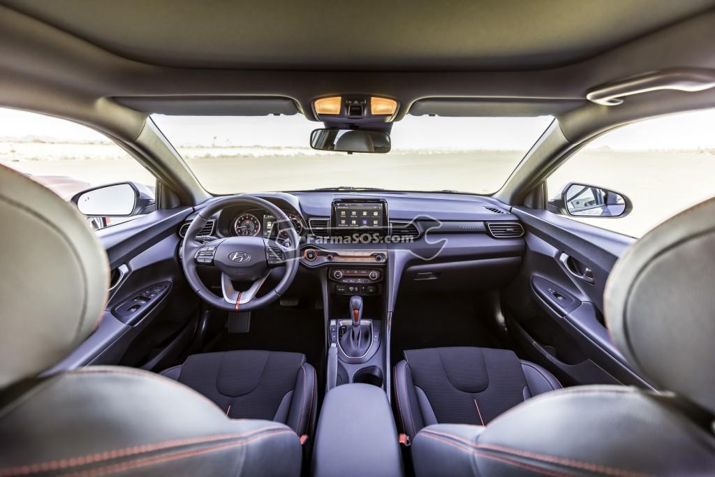 Hyundai Veloster 2018 7 تصاویر هیوندای ولستر مدل 2018 تا 2019