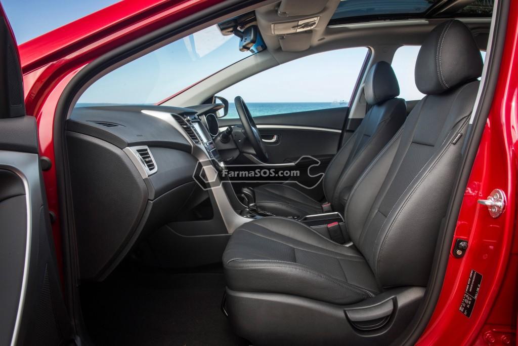 %name تصاویر هیوندای I30 مدل 2012 تا 2016