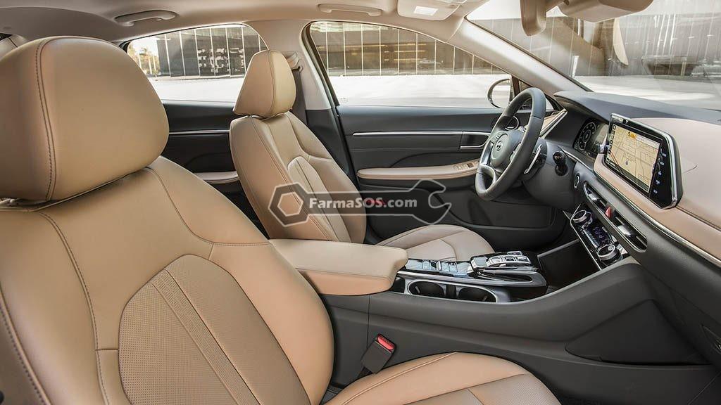 2593 1024x576 اولین تجربه رانندگی با نسل جدید هیوندای سوناتا