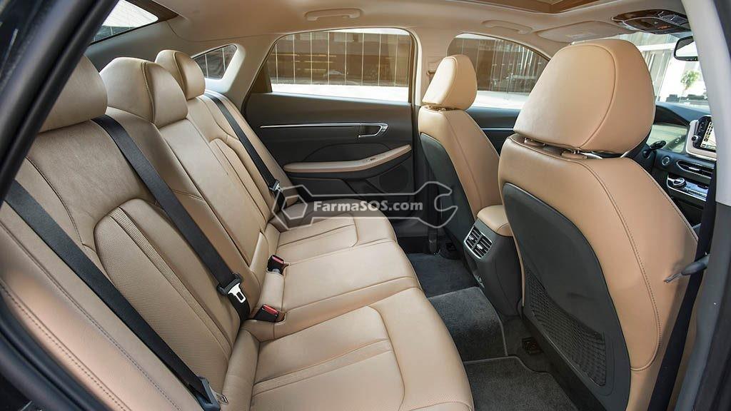2594 1024x576 اولین تجربه رانندگی با نسل جدید هیوندای سوناتا
