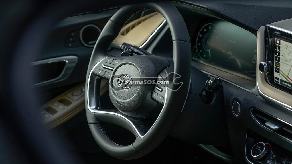 2595 1024x576 اولین تجربه رانندگی با نسل جدید هیوندای سوناتا